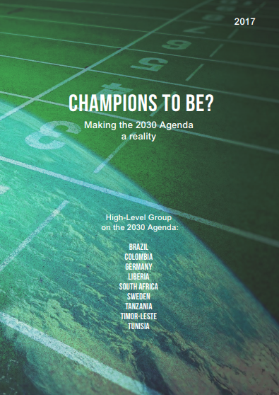 Champions to be? Making the 2030 Agenda a reality (2017)