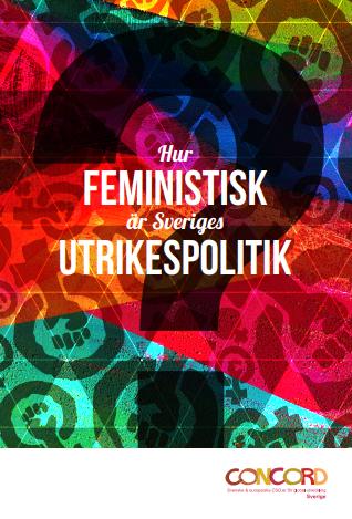Hur feministisk är Sveriges utrikespolitik? (2016)