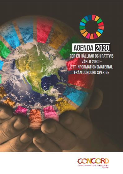 Informationsmaterial om Agenda 2030