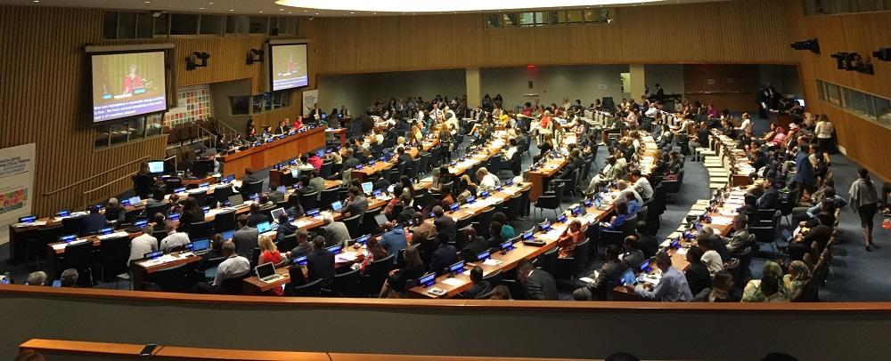 FN:s högnivåforum för hållbar utveckling 2018