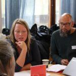 Anna Glover, Afrikagrupperna och Magnus Nordgren, ActionAid