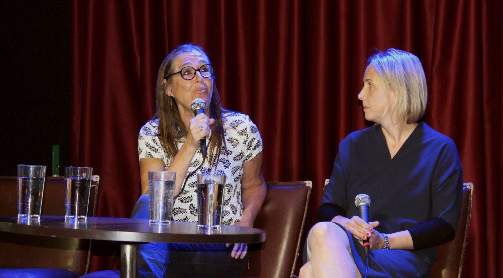 Jytte Guteland, Socialdemokraterna och Bodil Valero, Miljöpartiet