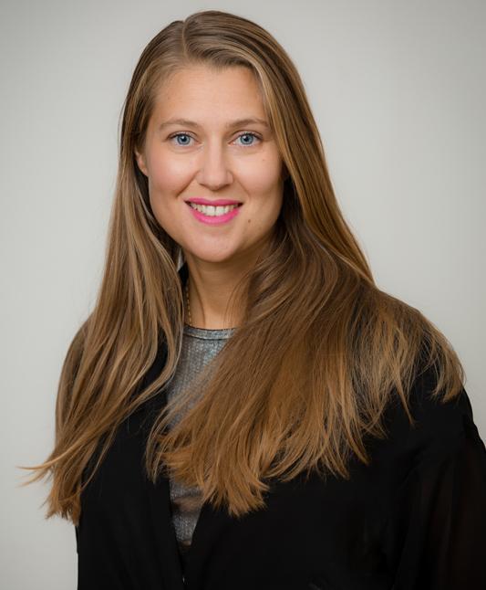 Céline Giertta, policysamordnare migration och civic space