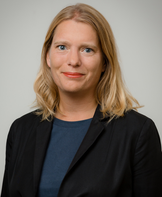 Christina Wassholm, kommunikationsansvarig