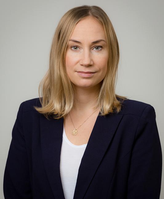 Madeleine Winqvist, rådgivare och samordnare för EU-finansiering