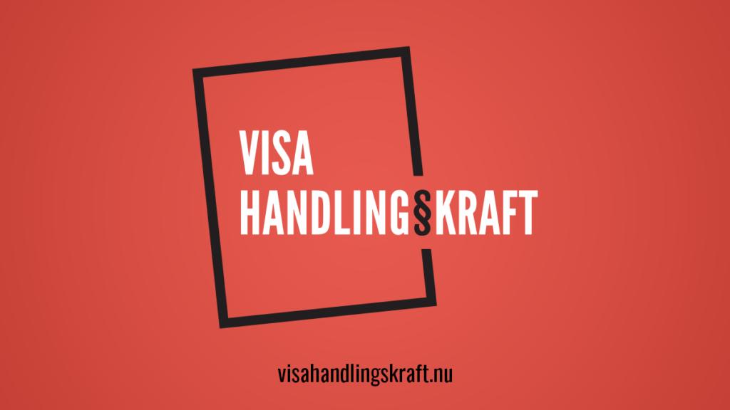 Logotyp för Visa handlingskraft
